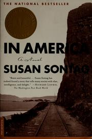 Cover of: In America: a novel