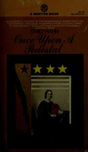Cover of: Once upon a pedestal / Emily Hahn