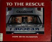 Cover of: To the rescue