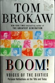 Cover of: Boom!