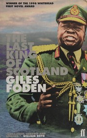 Cover of: The Last King of Scotland