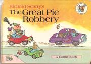 Cover of: The great pie robbery