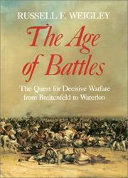 Cover of: The age of battles