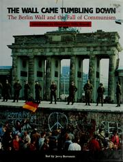 Cover of: The wall came tumbling down