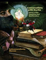 Cover of: Conversations with Durito: Stories of the Zapatistas and Neoliberalism