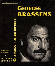 Cover of: Georges Brassens