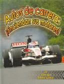 Cover of: Autos de carrera
