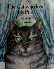 Cover of: The cat who lost his purr
