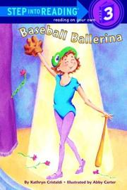 Cover of: Baseball ballerina
