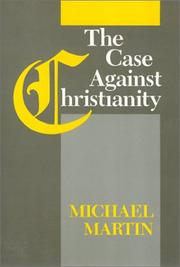 Cover of: The case against Christianity