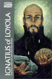 Cover of: Ignatius of Loyola: the Spiritual exercises and selected works