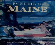 Cover of: Paintings of Maine