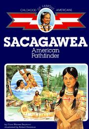 Cover of: Sacagawea, American pathfinder