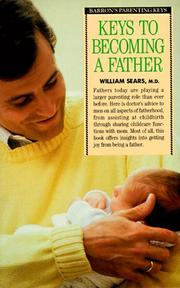 Cover of: Keys to becoming a father