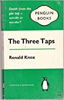 Cover of: The three taps: a detective story without a moral