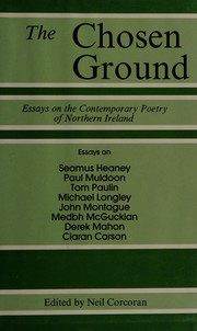Cover of: The Chosen ground