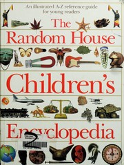 Cover of: Random House Children's Encyclopedia