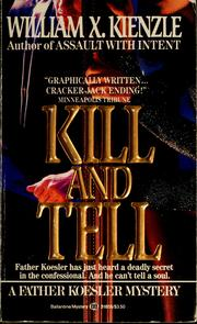 Cover of: Kill and tell