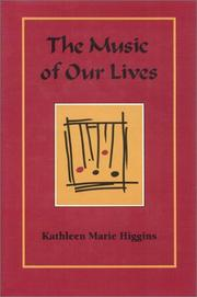 Cover of: The music of our lives