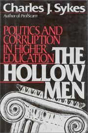 Cover of: The Hollow Men