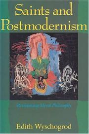 Cover of: Saints and postmodernism