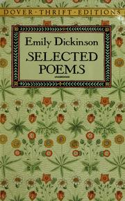 Cover of: The Poems of Emily Dickinson Volume II