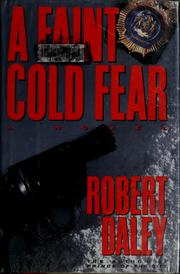 Cover of: A faint cold fear