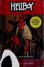 Cover of: Hellboy