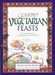 Cover of: Gourmet vegetarian feasts