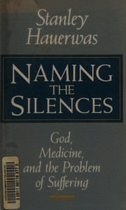 Cover of: Naming the silences