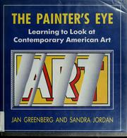 Cover of: The painter's eye