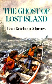 Cover of: The ghost of Lost Island