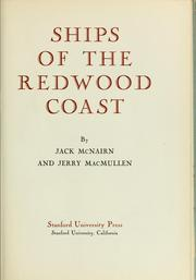Cover of: Ships of the redwood coast
