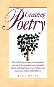 Cover of: Creating poetry