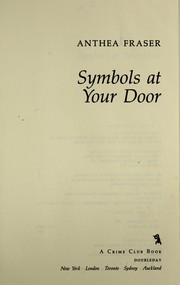 Cover of: Symbols at Your Door