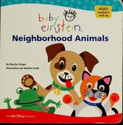 Cover of: Neighborhood animals