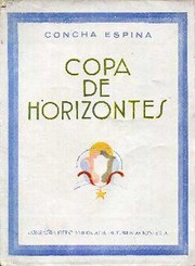 Cover of: Copa de horizontes