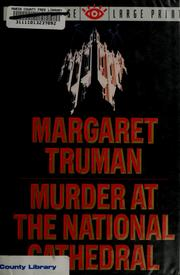 Cover of: Murder at the National Cathedral