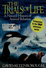 Cover of: The Trials of Life
