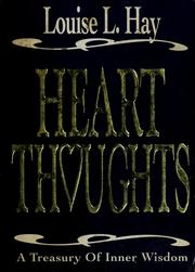 Cover of: Heart thoughts