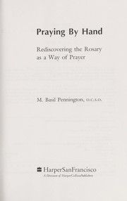 Cover of: Praying by Hand