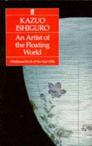 Cover of: An artist of the floating world