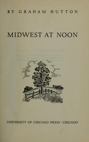 Cover of: Midwest at noon