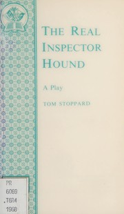 Cover of: The real Inspector Hound