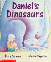 Cover of: Daniel's dinosaurs
