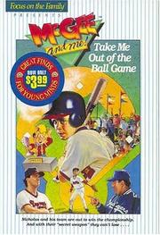 Cover of: Take me out of the ball game: The Blunder Years; Beauty in the Least (Mcgee and Me! Books)