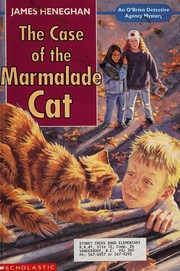 Cover of: The case of the marmalade cat