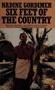 Cover of: Six feet of the country