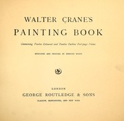 Cover of: Painting book