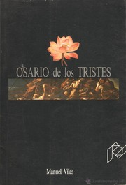 Cover of: Osario de los tristes